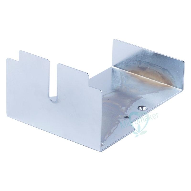 Herramienta de laboratorio Dental Zeiser & Amann Girrbach, máquina de perforación automática, pieza de repuesto de hoja de Metal
