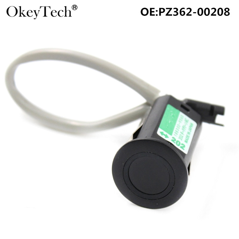 Sensor de aparcamiento PDC PZ362-00208 OkeyTech para Toyota Camry 30 40 para Lexus RX350 PZ36200208 Radar frontal de asistencia automática