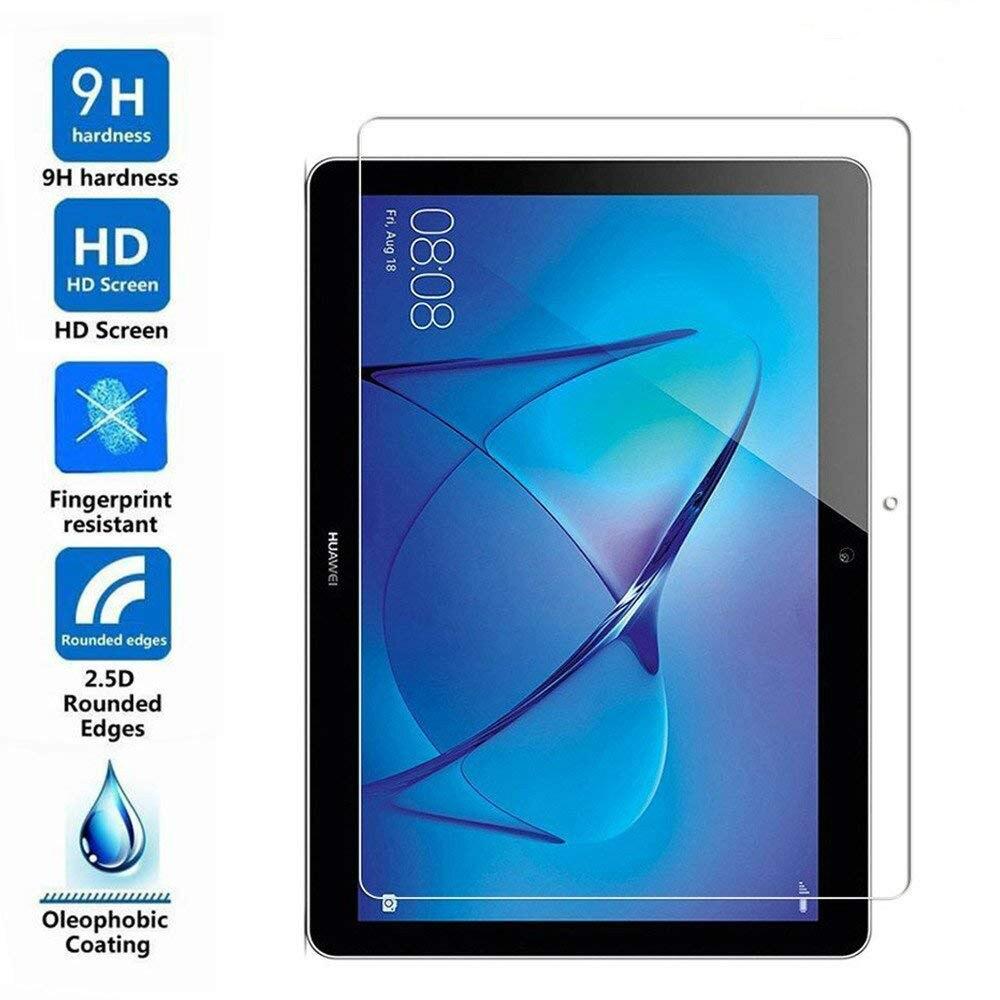 "Protector de pantalla para Huawei Mediapad T3 9,6 templado de vidrio para Huawei T3 10 AGS-L09 AGS-L03 9,6 ""tableta de pantalla de vidrio caso de la cubierta"