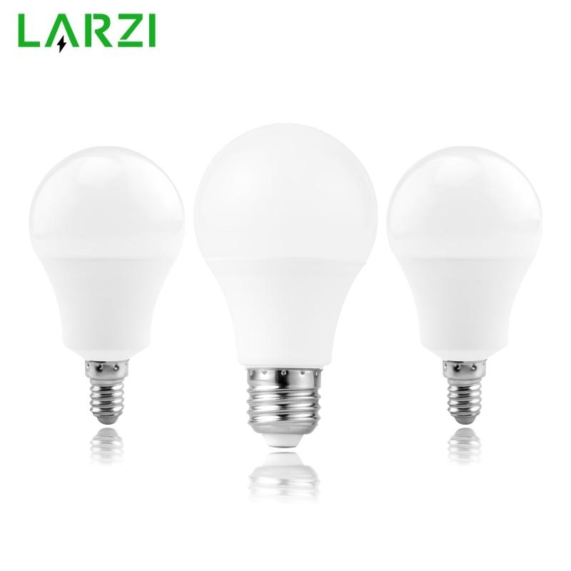 Bombillas LED para lámpara E27 E14 3W 6W 9W 12W 15W 18W 20W AC 220V 230V 240V bombillas de luz Real potencia lámpara LED BOMBILLAS