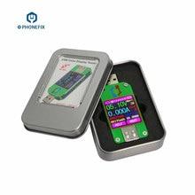 UM24 UM24C UM25 UM25C numérique type-c USB multimètre LCD affichage voltmètre ampèremètre testeur téléphone ordinateur travail état vérificateur
