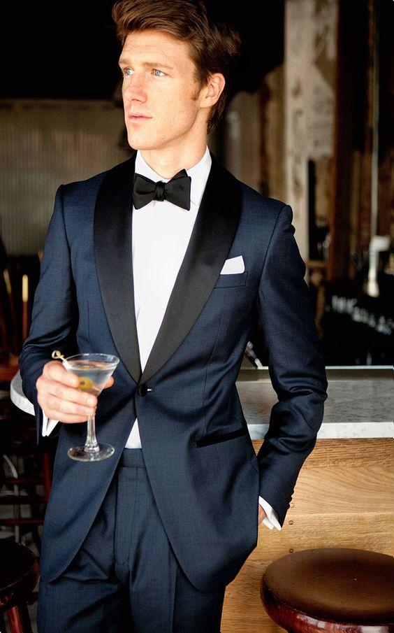 2017 أحدث معطف بانت تصاميم البحرية الأزرق الرجال دعوى صالح سليم 2 قطعة الزفاف الدعاوى سترة سهرة العريس مخصص حفلة موسيقية سترة Vestidos