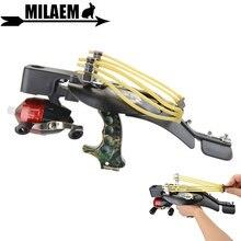 1 ensemble multi-fonction tir à larc pêche fronde Laser vue tir poisson fléchettes poisson roue catapulte bracelet tir accessoires