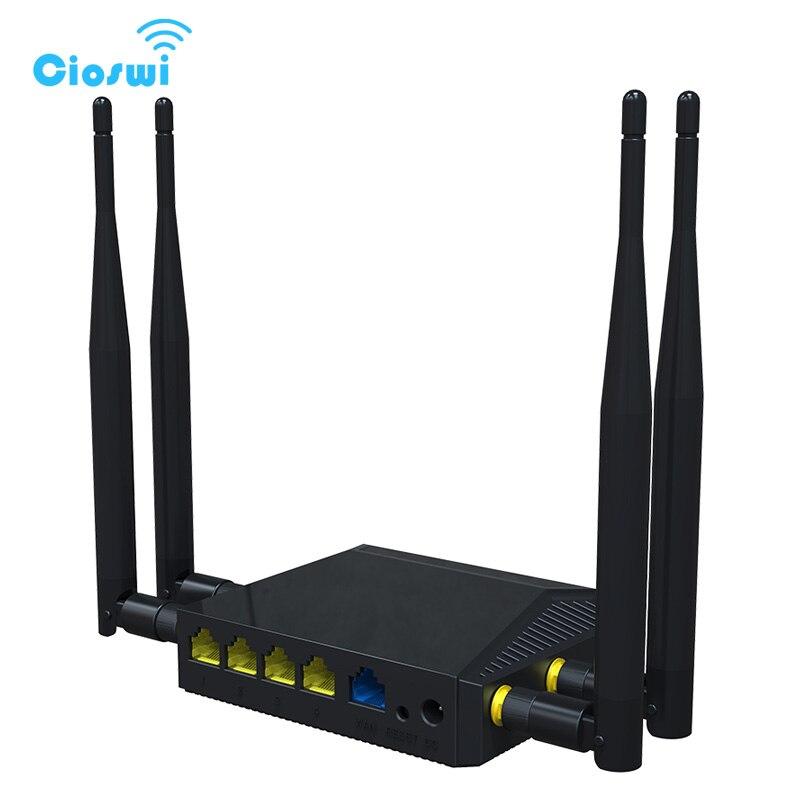 Router wifi portátil 2,4G con usb RJ45 ethernet vpn wifi router inalámbrico 300mbps puerto de reenvío PPPoE Punto de Acceso openvpn