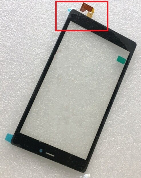 7 Panel de pantalla táctil para Alcatel ONETOUCH PIXI 4 4g 9015Q Tablet PC Touch Pad Digitizer Replacement
