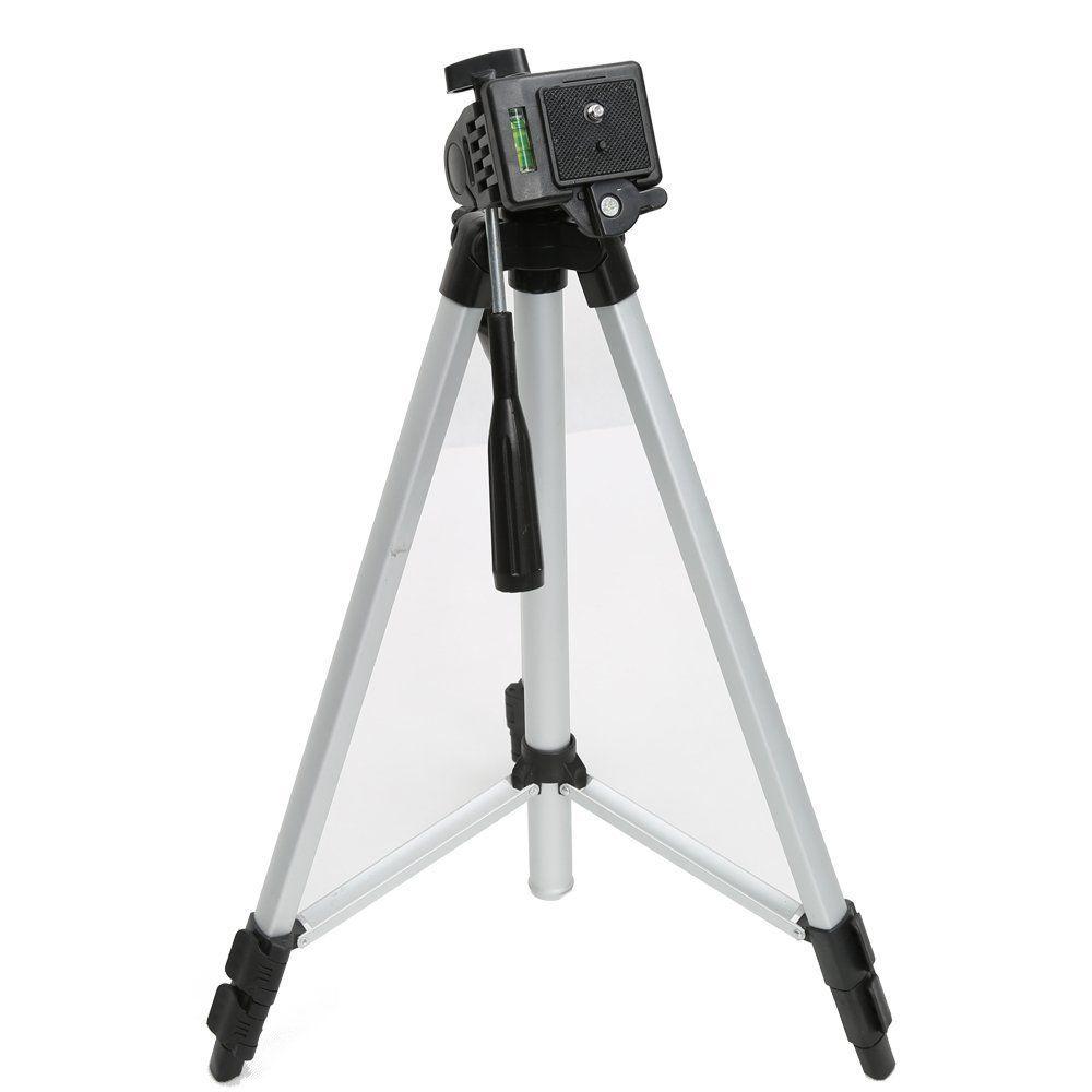 WEIFENG WT330A алюминиевый штатив для камеры с 3-ходовой головкой для камеры DLSR