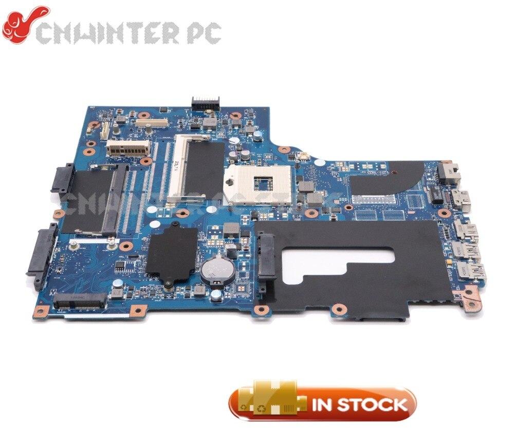 NOKOTION pour Acer aspire V3-771 V3-771G carte mère dordinateur portable VA70/VG70 NBRYR11001 HM77 DDR3 avec deux slot HDD