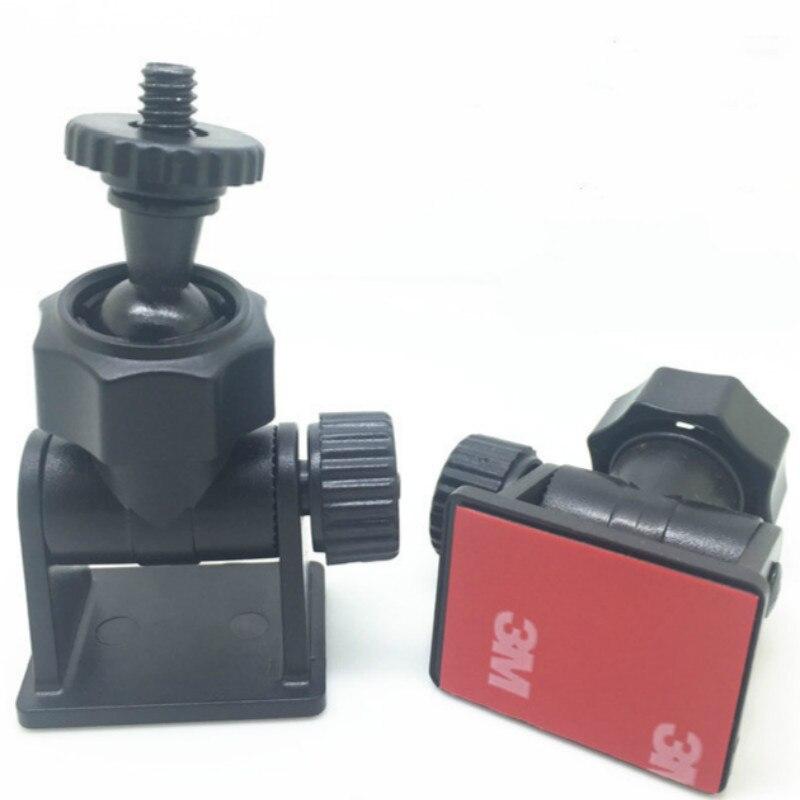 Soporte para cámara de coche DVR DV soporte GPS coche DVR Mini soporte para coche estilismo adhesivo soporte para trípode