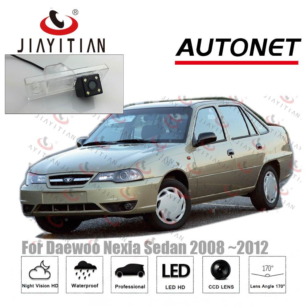 Cámara de coche JiaYiTian para Chevrolet Aveo, Lova, Daewoo, Nexia, Lanos, Kalos Vida, CCD, visión nocturna, cámara para matrícula