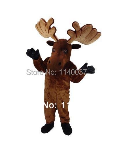 mascot moose Mascot Costume custom fancy costume anime cosplay kit mascotte theme fancy dress carnival costume