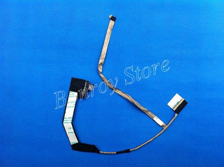 New laptop lcd flex cable para lenovo v470 v470a v470c v570c la47 p/n 50.4kz03.023