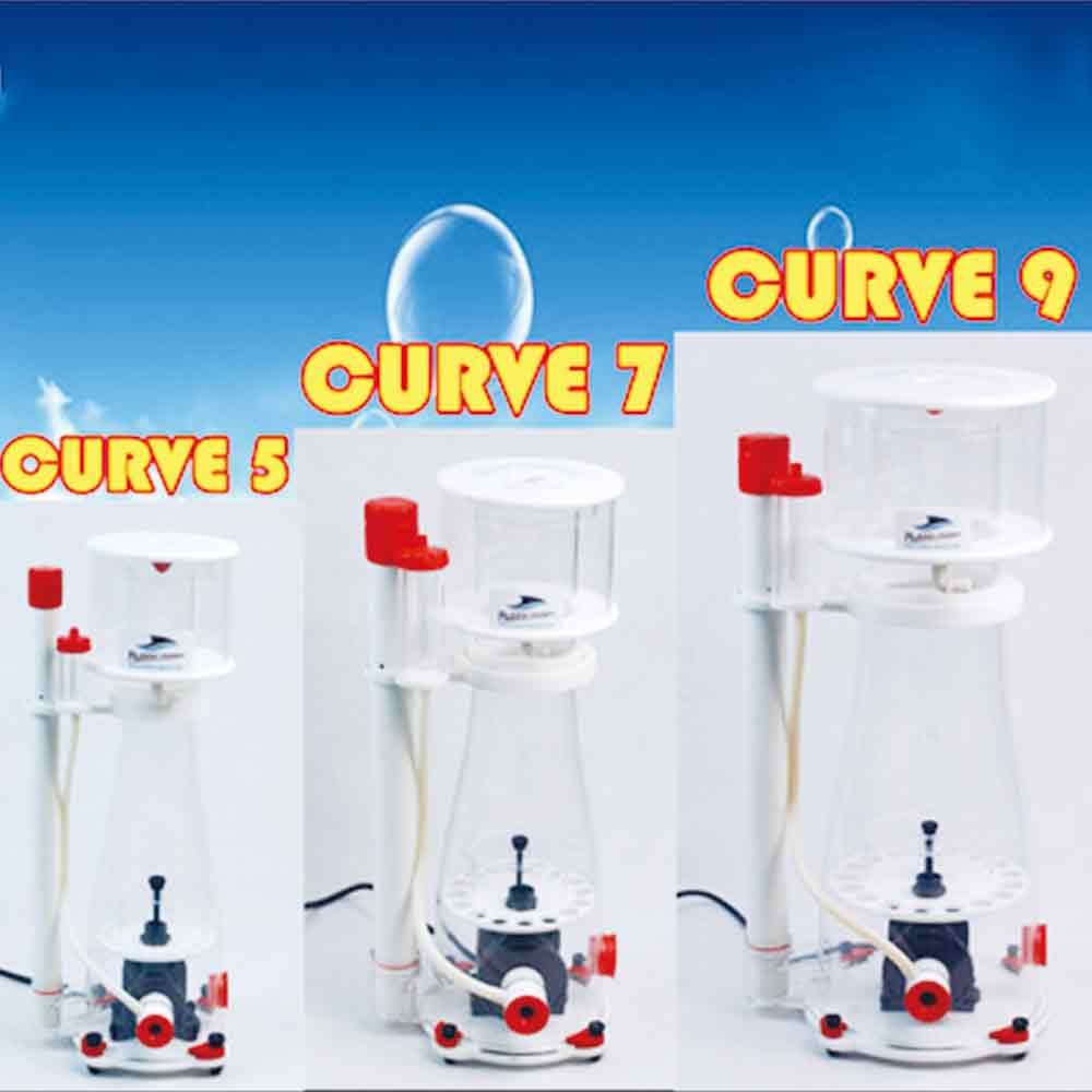 Bubble Magus Curve A5 300-500L Aquarium Internal Protein Skimmer Sump Pump Saltwater Marine Reef Needle Wheel Venturi Pump