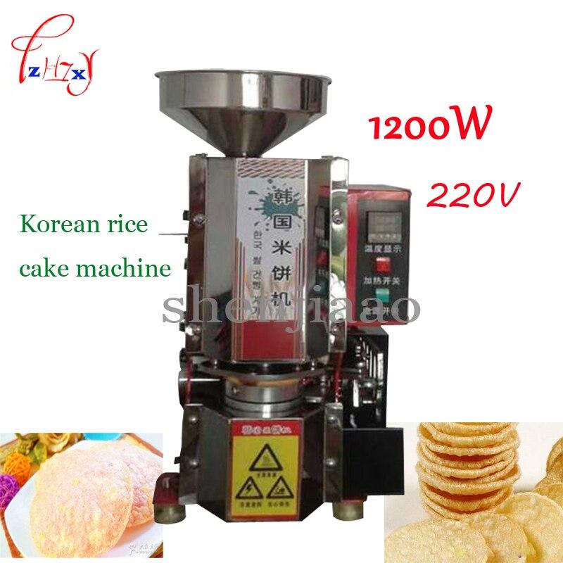 PX-2 Q máquina de tortas multisabor máquina de pastel de arroz inflado pastel de arroz aperitivos maquinaria de alimentos