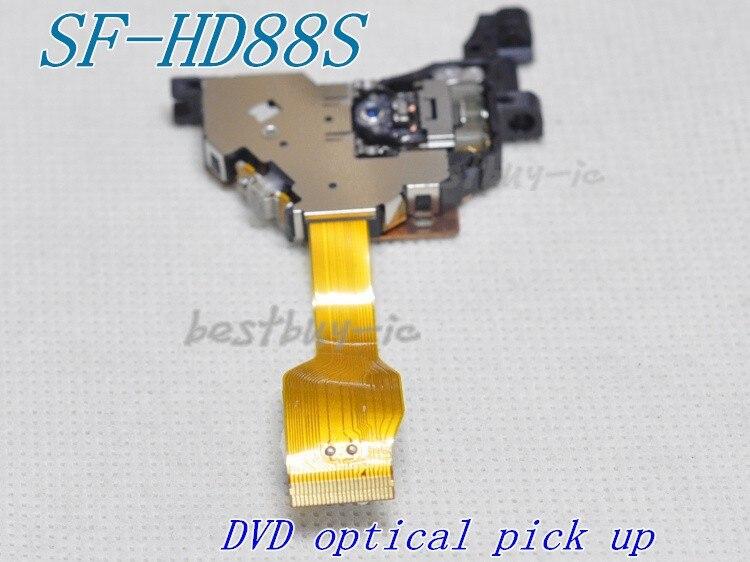 Original novo San yo SF-HD88S DVD captador óptico a laser HD88 para DVD-M5 loader DVD M5 para RNS510 rádio de navegação