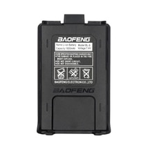 1800 mah batterie Rechargeable BaoFeng UV-5R pour Radio bidirectionnelle talkie-walkie uv-5ra 5re 7.4 v batterie Baofeng uv 5r accessoires