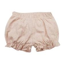 Short dété en coton à volants pour filles   Shorts de bébé en tricot, Shorts de filles pour petites filles, pantalons courts décontractés pour enfants, 2019