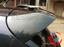 Aile arrière Mazda 3 Aveo en fiber de carbone   Adaptée aux Mazda 3 Aveo, becquet arrière, aile arrière