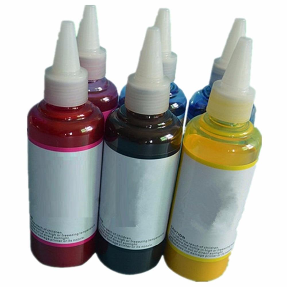 Premium especializados Kit de recarga de tinta para Stylus Photo R270 R290 R390 RX590 RX610 RX690 TX659 impresora de inyección de tinta