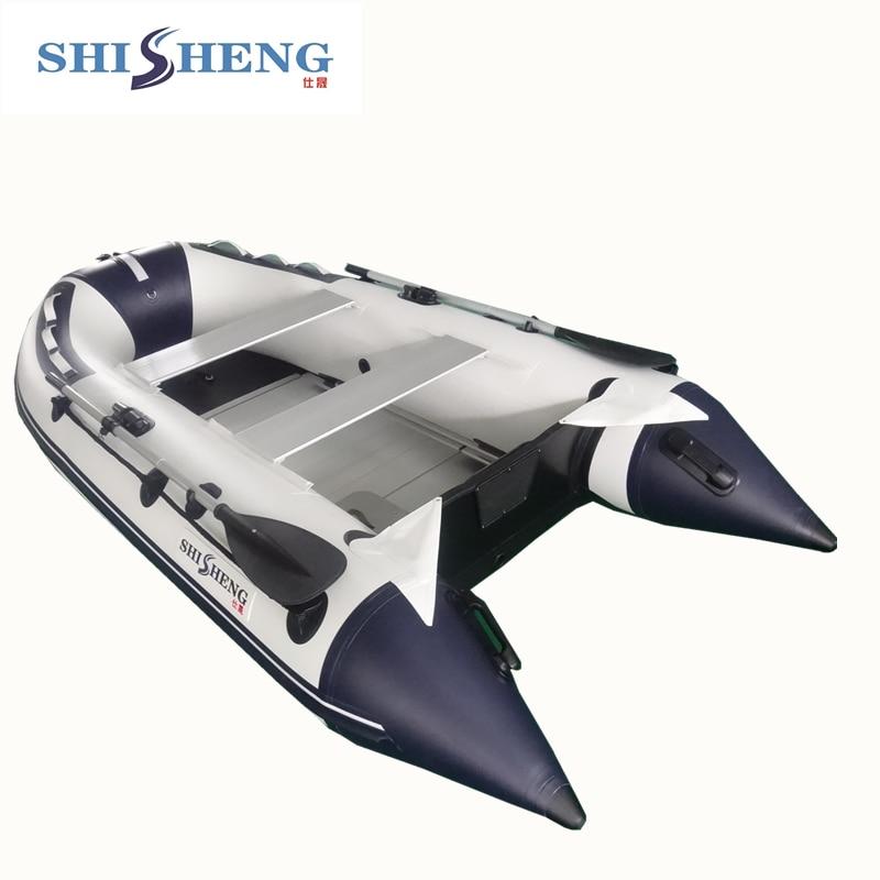 Flotador de playa inflable barco