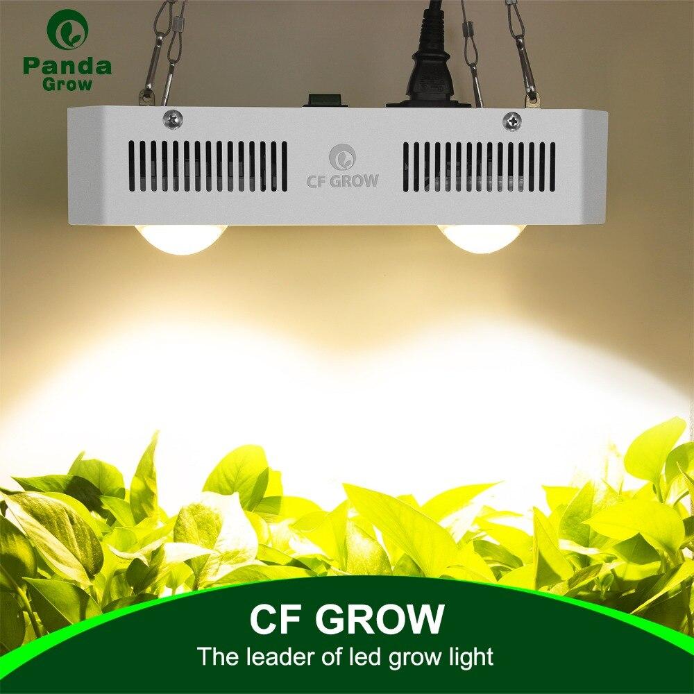 Citizen CLU048 1212 COB LED Grow Light 300W 600W 900W Full Spectrum Replace HPS 200W 400W for Indoor Plant Veg Flower
