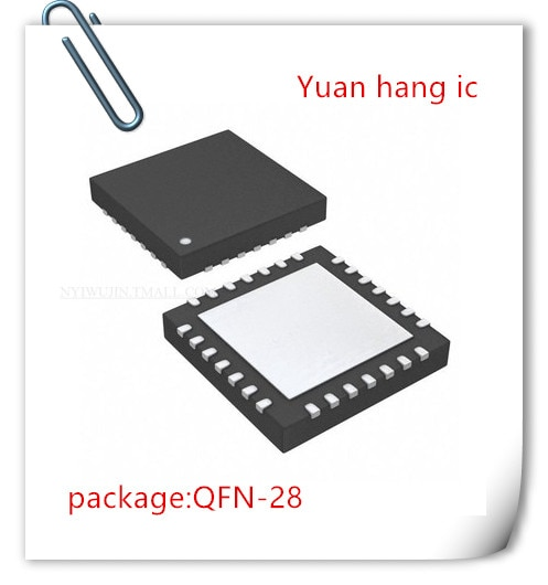 جديد 10 قطعة/الوحدة PIC18F25K50-E/ML PIC18F25K50 18F25K50 QFN-28 IC