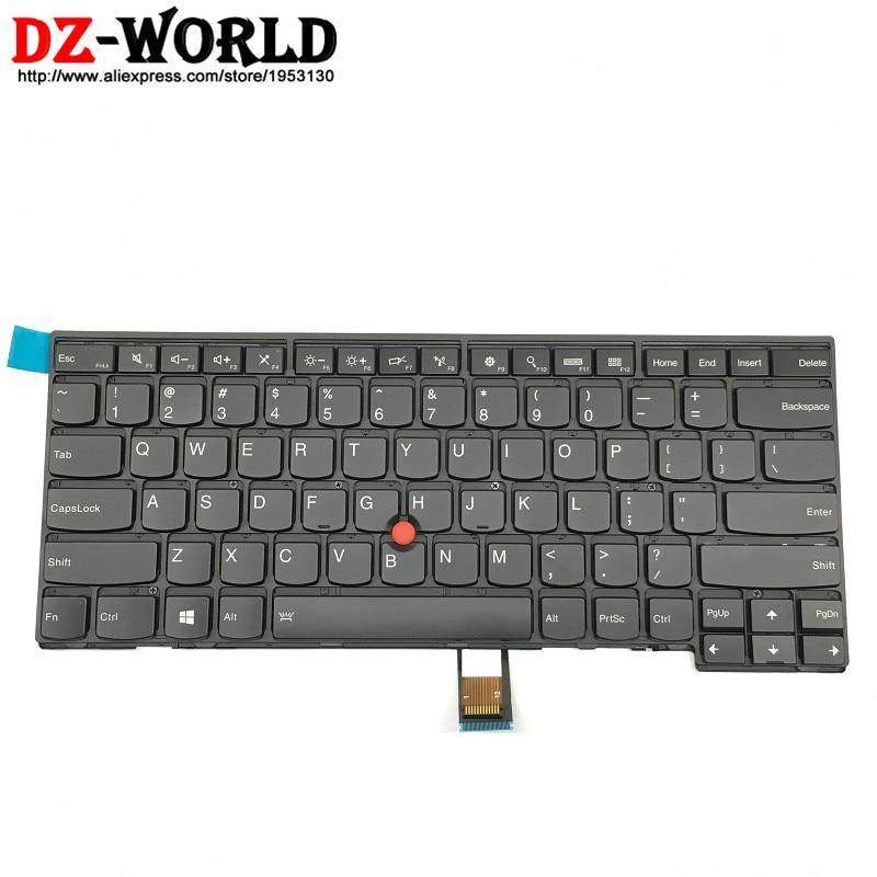 New/Orig US English Backlit Backlight Keyboard for Thinkpad T431S T440 T440P T440S T450 T450S T460 04X0101 04X0139 0C43906