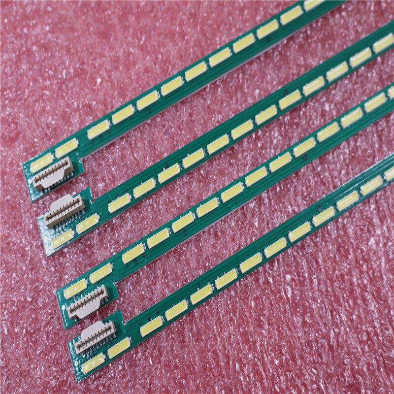Nuevo Kit 10 Uds 75LED 605mm de tira de luz LED para 55PFL6008K 55LA6800 55LA691V 6922L-0069A 55 V13 arte TV R L 6920L-0001C