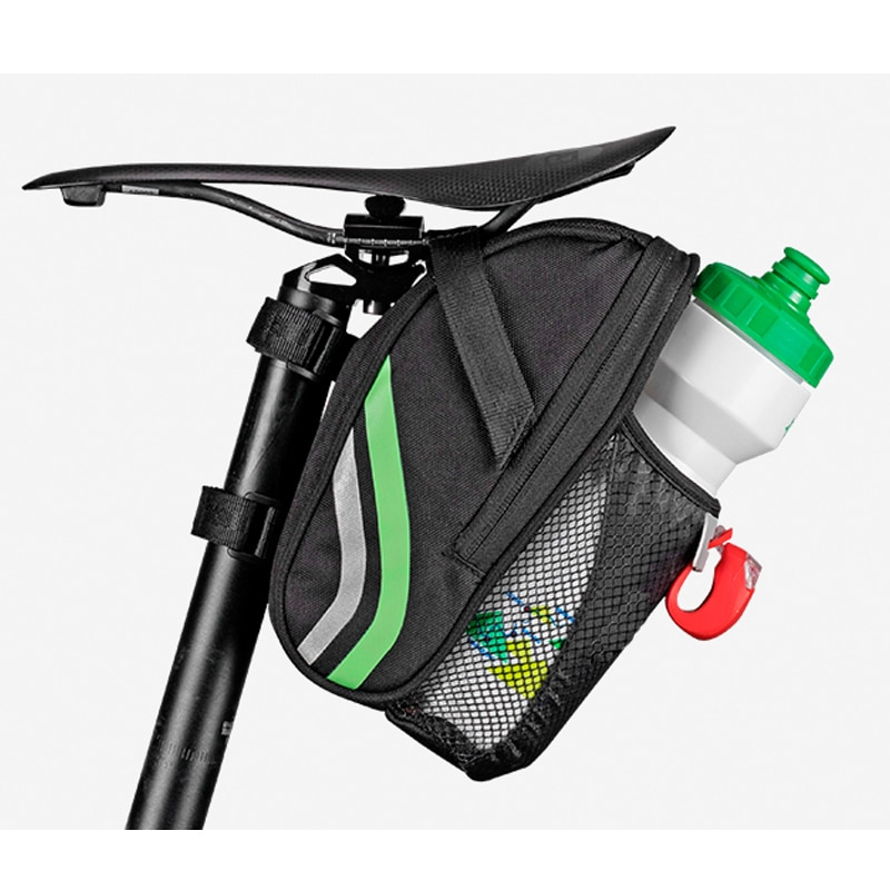SAVA Bicycle Seat Bag Saddle Bag Waterproof Mini Bicycle Saddle Bag Saddle Mtb backpack for Mtb/Road Bike/Folding Bike Seat Bag