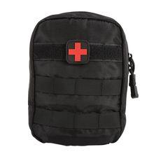 Trousse de premiers soins universelle MOLLE médicale EMT sacs en plein air durgence programme militaire IFAK paquet voyage chasse utilitaire pochette
