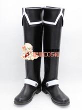 D. Gray-homme Allen Walker adulte Haloween Cosplay chaussures bottes X002