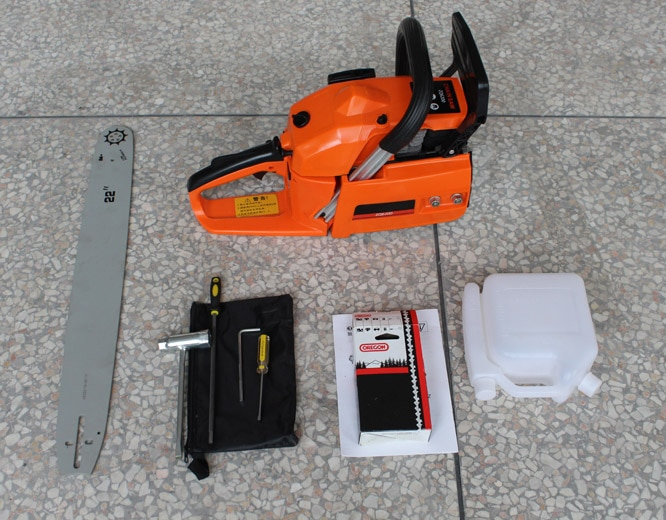 Sale chainsaw 6200 powerful saw 3.0kw 20