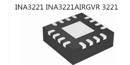Nova INA3221 INA3221AIRGVR 3221