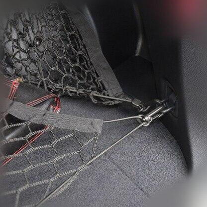 Стайлинг автомобиля задний багажник сетка для хранения Kia K3 Rio K2 K5 K4 Cerato Soul Forte Sportage