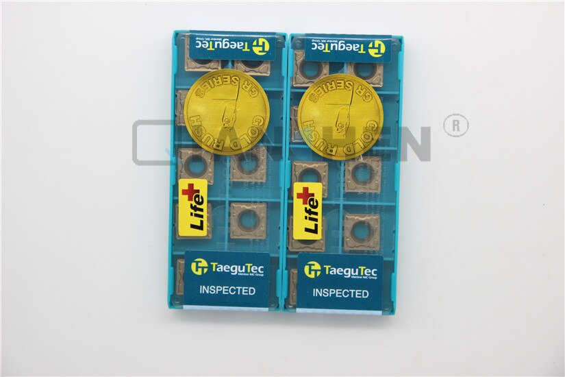 TaeguTec ، 10 قطعة/الوحدة ، عدة المخرطة ، SCMT120408-PC TT8115 SCMT120408 PC TT8115 ، كربيد إدراج ، الوجه مطحنة عدة المخرطة القاطع CNC أداة
