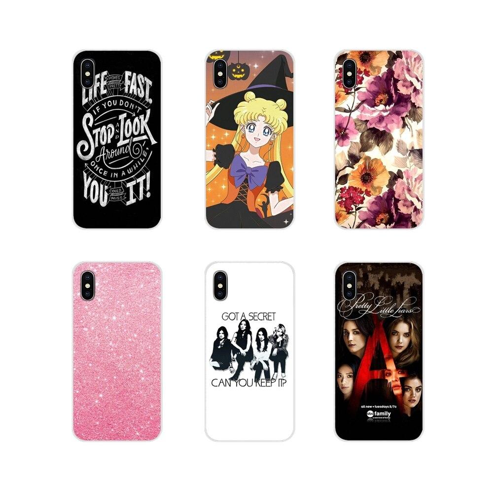 Custom Phone Case For Huawei P Smart Mate Honor 7A 7C 8C 8X 9 P10 P20 Lite Pro Plus Cute Pretty Little Liars Girls Secret Series