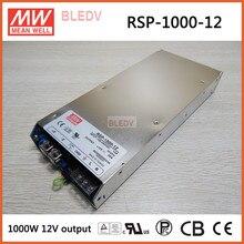 ORTALAMA KUYU RSP-1000-12 meanwell 720 W Tek Çıkışlı Güç Kaynağı Meanwell RSP rsp-1000