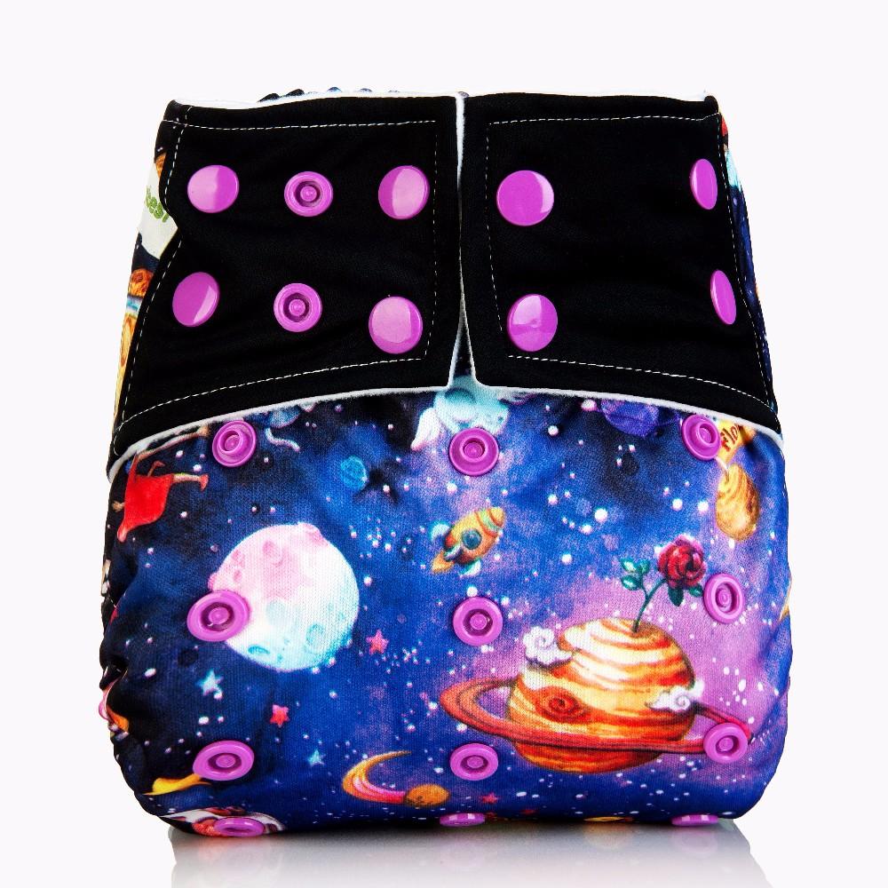 [Mumsbest] 2017 AIO Cloth pieluchy Pokrywa Z Mikrofibry Wkładki Wielokrotnego Użytku Dla Niemowląt Dla Niemowląt Chłopców i Dziewcząt Prać Tkaniny Pieluchy Pieluszki 8