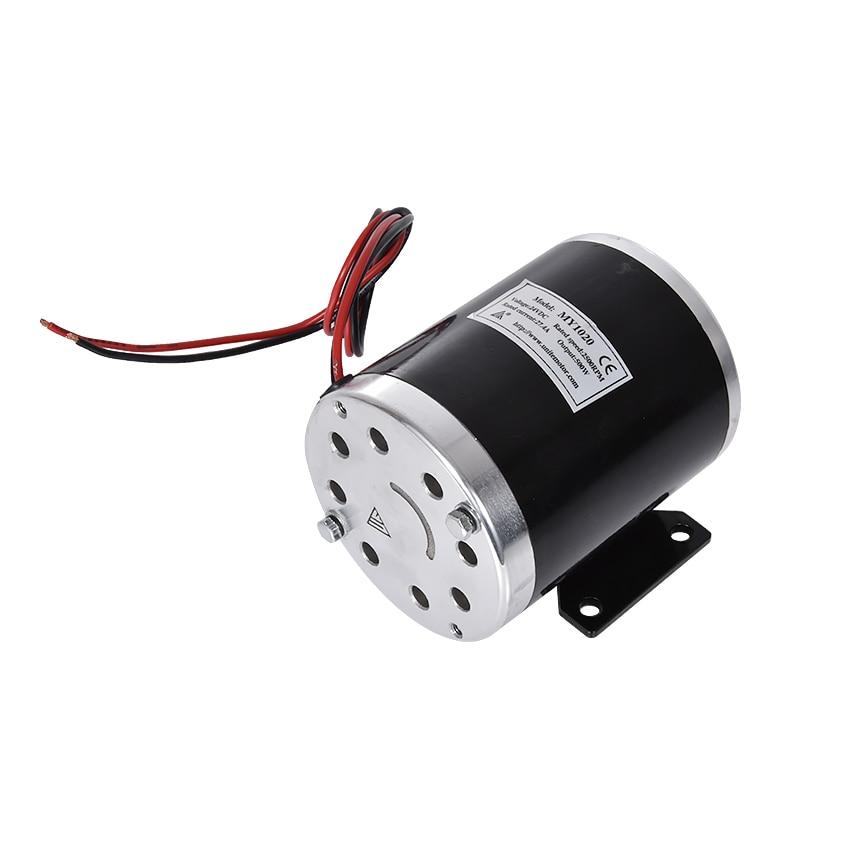 MY1020-محرك فرشاة كهربائي للدراجة ثلاثية العجلات ، 500 واط ، 24 فولت ، 36 فولت ، 48 فولت ، مع لوحة سفلية ، سكوتر كهربائي