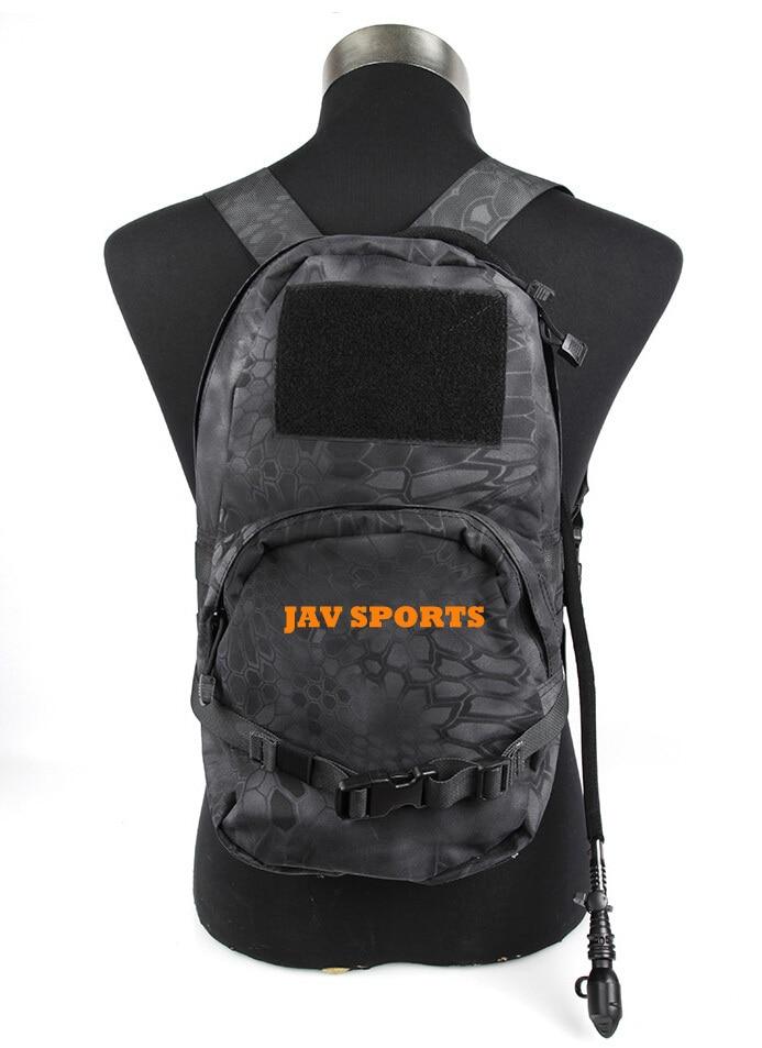 TMC MOLLE 3L Hydration Pack MBSS Modular Assault Pack Water Bag In Kryptek Typhon(SKU12050376)