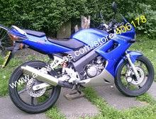 For CBR125R CBR125RR 2002 2003 2004 2005 2006 CBR 125R 125RR CBR125 R 02 03 04 05 06 ABS Motorcycle Fairing Kit