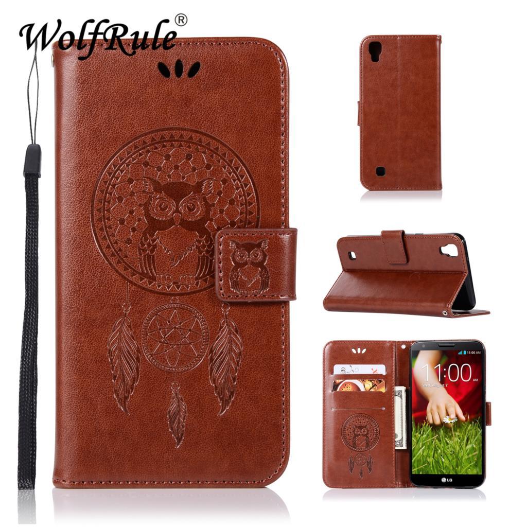 Чехол для LG X Style, кожаный чехол-книжка для LG X Style, Стильный чехол-бумажник, чехол для LG XStyle Style, чехол K200DS X Skin F740 F740L
