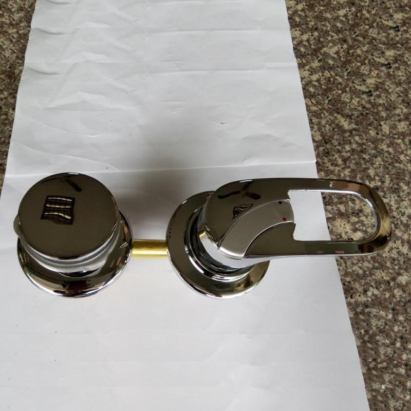 Vidric ванная комната 2/3/4/5 способов воды на выходе латунный душевой кран винт/intubation душевая кабина душевая комната смесительный клапан кран
