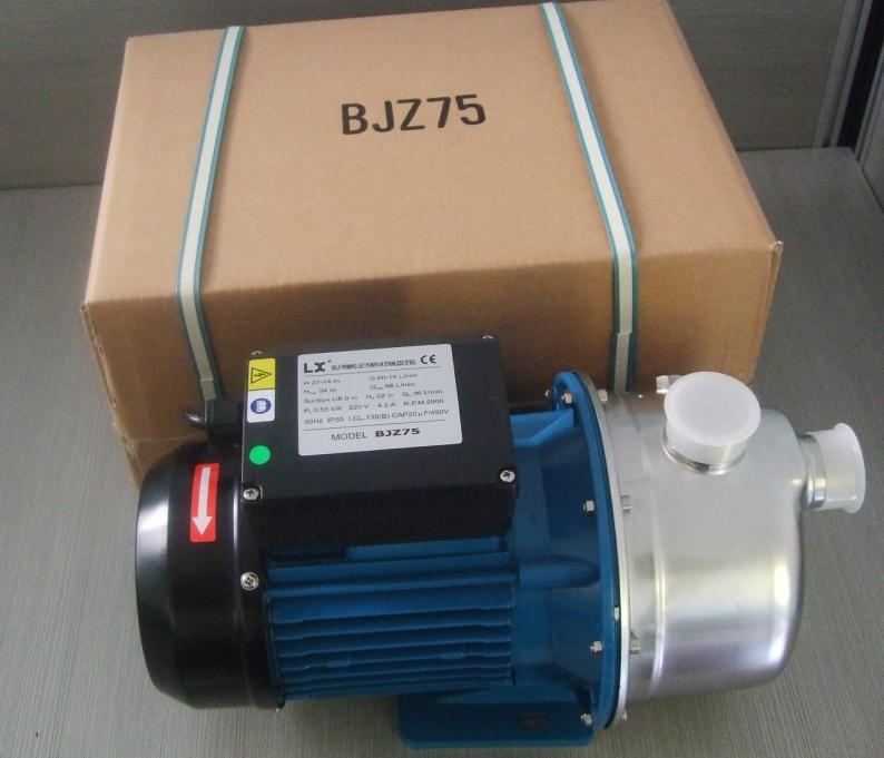 الذاتي فتيلة مضخة النفاثة و BJZ75/T المنزلية الشرب النقية المياه مضخة ، ل متوسطة المنزل/حديقة