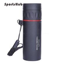 HD 30x25 Monoculars Telescope Night Vision Binoculars Zooming Focus Green Film Binoculo Optical Hunting Tourism Scope SES0050