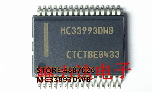 100% nuevo y Original MC33993DWB MC33993 SSOP32