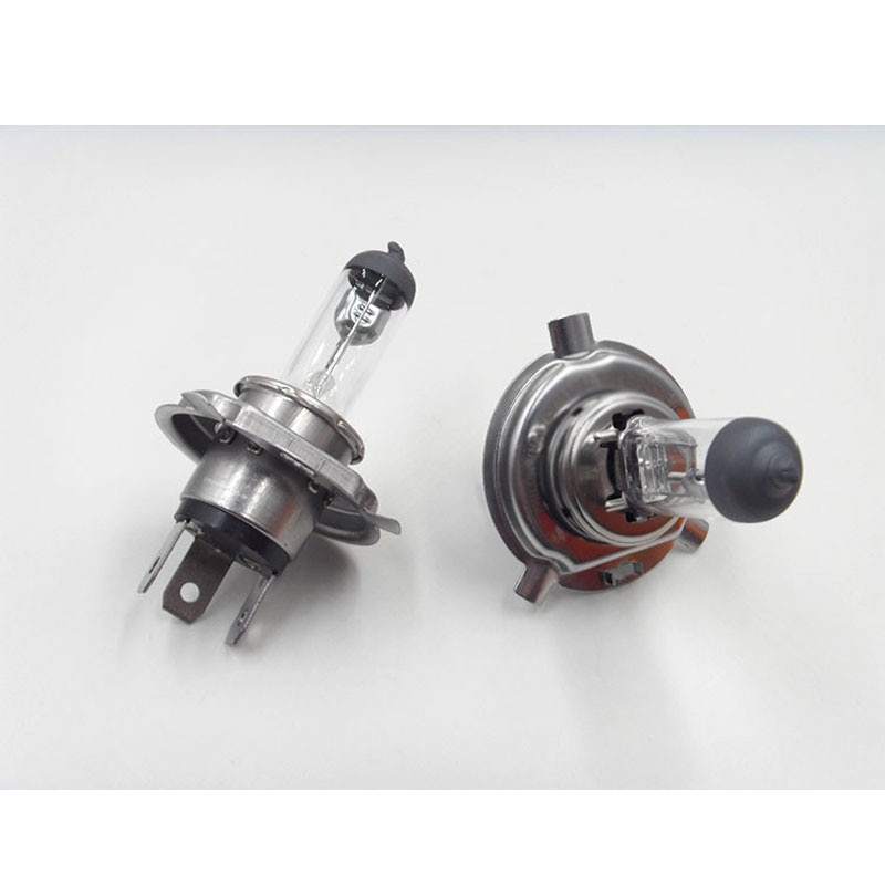 Genuine part 10Pcs/lot headlight halogen for 12342 C1 H4 12V 60/55W P43T 3200K car lamp super +30%