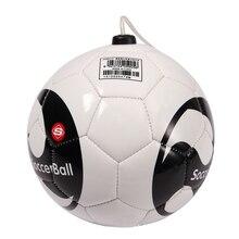 Football cap tir entraînement pratique ballons de Football taille 2 jeu balle pratique formateur équipement coup de pied Train sport