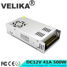 Zasilacz DC12V 13.8V 15V 18V 24V 27V 28V 30V 32V 36V 42V 48V 60V 500W adapter uniwersalny do lcd AC 110V 220V DC SMPS
