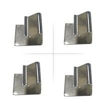 JGAURORA 4 pz/lotto 3D Stampante Riscaldata Letto Pinze Per A3S A5S 3D Stampante