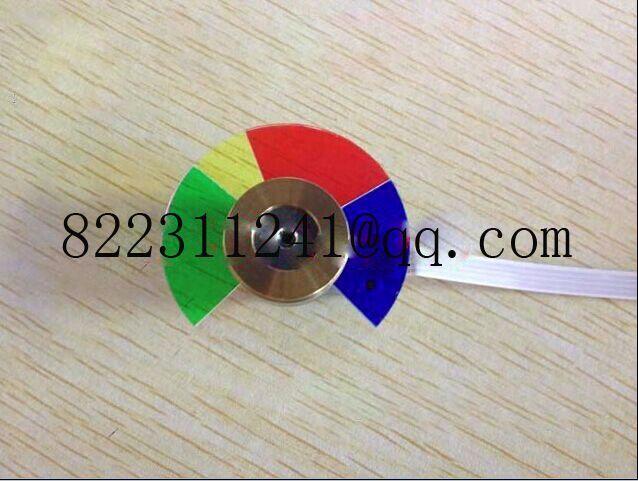 جديد الأصلي DM146 الإسقاط عجلة الألوان ل optoma العارض عجلة الألوان